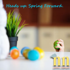 Spring Forward, Without a Flop